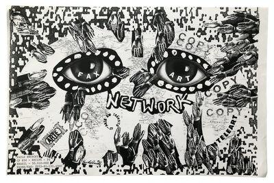 Paulo Bruscky, 'Fax Art Network',  1993
