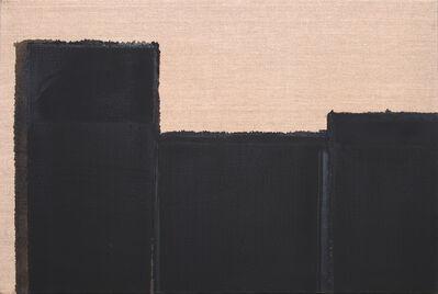 Yun Hyong-keun, 'Burnt Umber & Ultramarine Blue', 1997