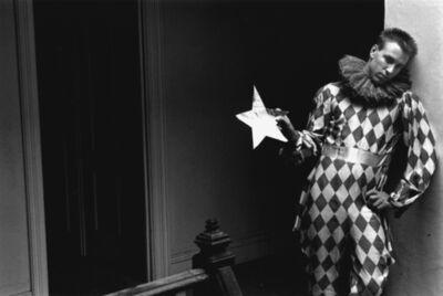 Duane Michals, 'Harlequin', ca. 1985