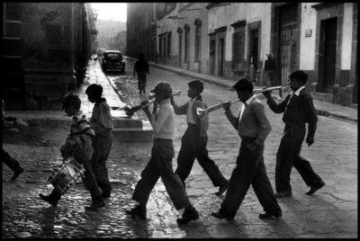 Elliott Erwitt, 'San Miguel de Allende, Mexico', 1957