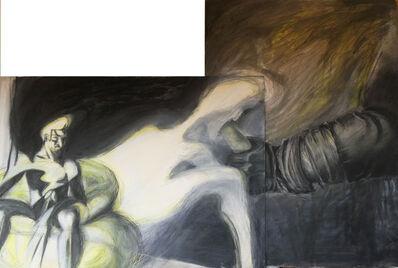 Geri Merz, 'Gelber Sessel', 2001