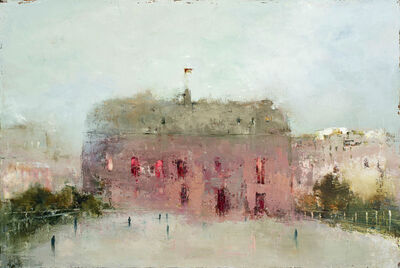 France Jodoin, 'Would the lady and the gentlemen wish to take their tea in the garden', 2019