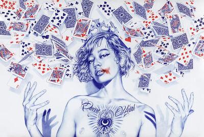 Helena Hauss, 'Wild Card ', 2017