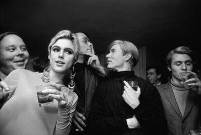 Steve Schapiro, 'Andy Warhol, Edie Sedgwick and Entourage, New York'