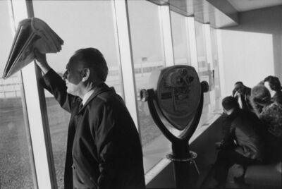 Garry Winogrand, 'Los Angeles Airport', 1967