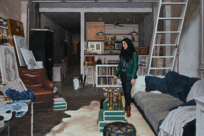Vincent Giarrano, 'Jennifer in Studio', 2014