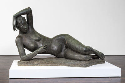 Gerhard Marcks, 'Aegina', 1966
