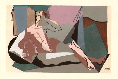 André Lhote, 'Gouache', 1929