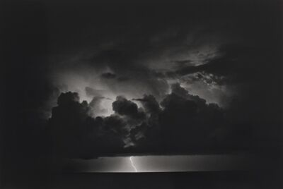 Bernard Plossu, 'The Storm of Ulysses', 1988-printed later