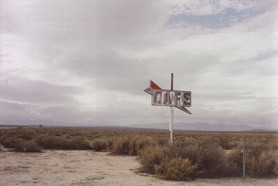 William Eggleston, 'Untitled, California Desert', ca. 1999-2000