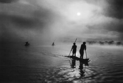 Sebastião Salgado, 'Genesis: A Group of Wauru Fish in the Piulaga Lake, Mato Grosso, Brazil', 2005