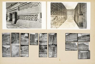 Josef Albers, 'Untitled (Mitla, Mexico)', 1956