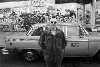 Steve Schapiro, 'De Niro, Graffiti, NY', 1975