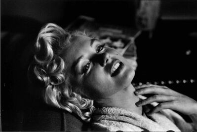 Elliott Erwitt, 'Marilyn Monroe, New York City,', 1956