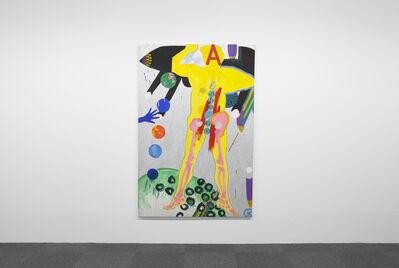 Kiki Kogelnik, 'Untitled (A)', ca. 1963