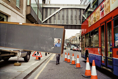 Matt Stuart, 'Charterhouse Street. London, England. GB.', 2004