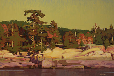 Clayton Anderson, 'Granite Coast', 2019