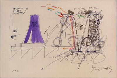 Jean Tinguely, 'La Vittoria (Victory)', 1970