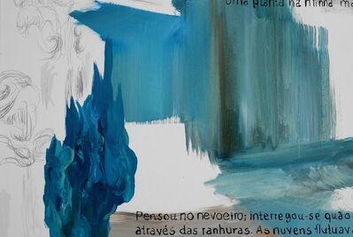 Susanne S. D. Themlitz, 'Seguia as linhas com o indicador (detail) 2', 2020
