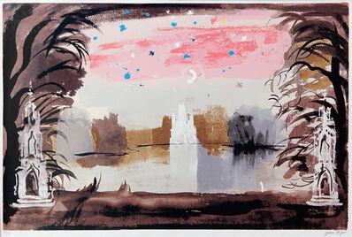 John Piper, 'The Quest', 1986