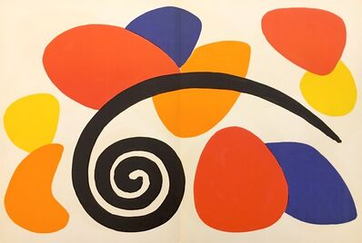 Alexander Calder, 'From 'Derrière le Miroir - Calder'', 1968