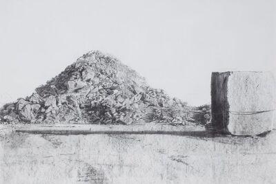Andrés Moya, 'Artificial mountain N2', 2009