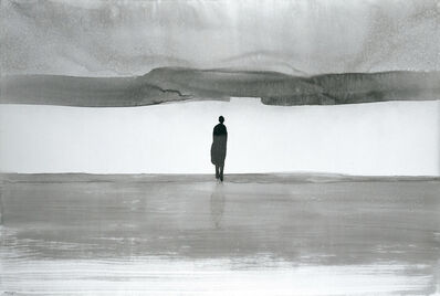 Gao Xingjian 高行健, 'Waiting (L'attente)', 2004