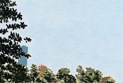 Nobuyuki Takahashi, 'A Town in September', 2020
