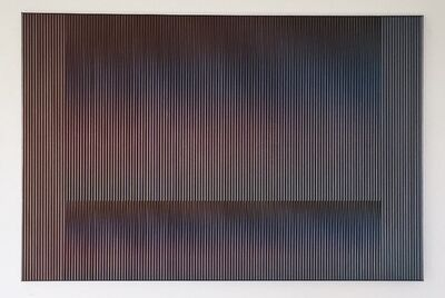 Carlos Cruz-Diez, 'Physichromie N 2010 ', 1980