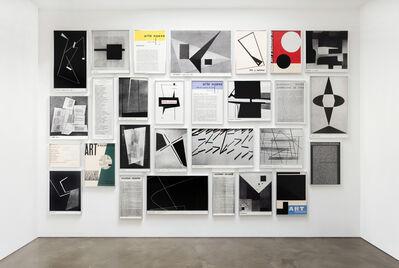 Fernando Bryce, 'Arte Nuevo I', 2015