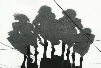 Marvin E. Newman, '5 Women, Shadow Series, Chicago', 1951