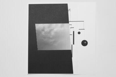 Xavier Veilhan, 'Collage n°11', 2018