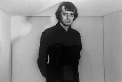 Ugo Mulas, 'Luciano Fabro, Vitalità del Negativo, Palazzo delle Esposizioni, Roma', 1970