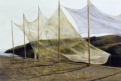 Andrew Wyeth, 'Pentecost', 1989