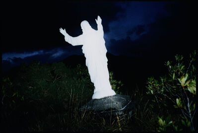 Bertien van Manen, 'Our Lady on the Wayside Church Clifden, Beyond Maps and Atlases', 2013-2015