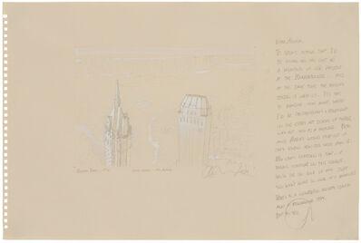 Stephen Hannock, 'Central Park', 1992-93