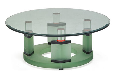 John Lewis, 'China coffee table, California', 1994