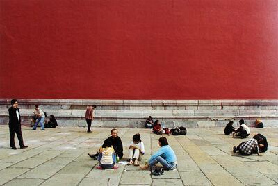 Marc Riboud, 'Forbidden City, Beijing, China', 2005
