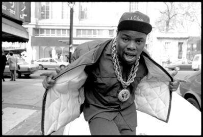 David Corio, 'Biz Markie, London, UK ', 1988