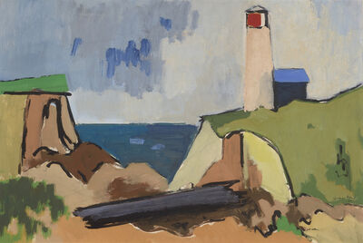 Herman Maril, 'Highland Light', 1952