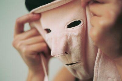 Jeanne Susplugas, 'Mask', 2009