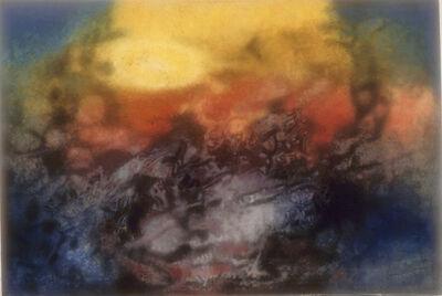 Aubrey Williams, 'Time and the Elements (Olmec Maya series)', 1985