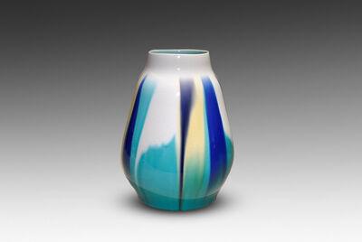 Tokuda Yasokichi IV, 'Saiyu Jar', 2010