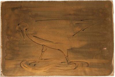 Morris Graves, 'Bird in Golden Stream', 1953