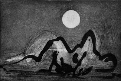 Paul Resika, 'Sleeping with the Moon', 2009