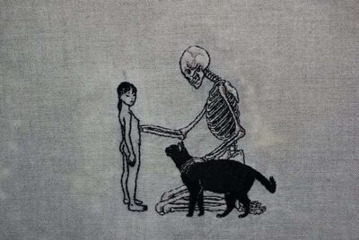 Adipocere, 'Death and the Maiden', 2020