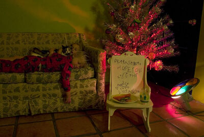 Shannon Smith, 'The Night Before Xmas', 2010