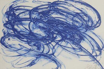 Toshimitsu Imai, 'Blue', 1975