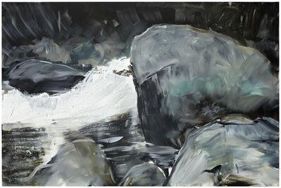Herbert Brandl, 'Ohne Titel', 2015