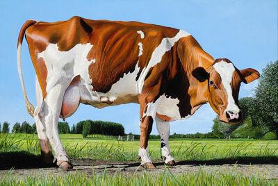 John Wassenaar, 'Cow van Graven 92', ca. 2012